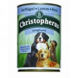 Allco Christopherus Junghund Geflügel, Lamm & Reis 400g-6PACK