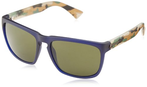 Electric Herren Sonnenbrille Knoxville XL Blue Jungle