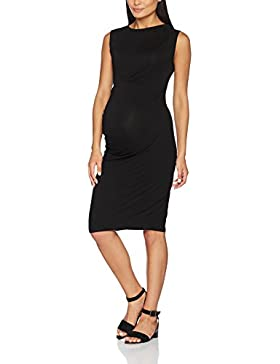 New Look Damen Kleid Ex Tuck