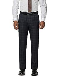 634d17d5d18597 Amazon.co.uk: Limehaus - Suit Trousers / Suits & Blazers: Clothing