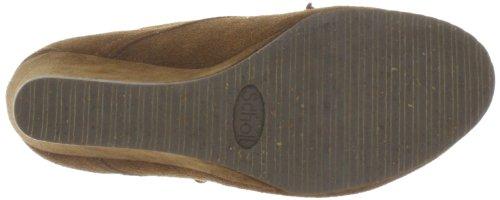 Scholl Griel, Chaussures à lacets femme Marron - Braun (Brown 1011)