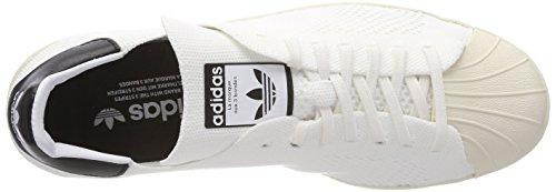 adidas Herren Superstar 80s PK Sneaker Elfenbein (Off White/off White/core Black)