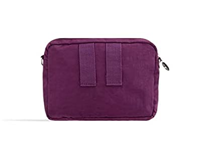 LeahWard Women's Nylon Water Proof Shoulder Bag Light Weight Small Handbag for Women