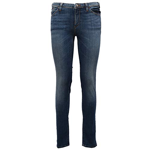 Armani 9053Y Pantalone Donna Emporio Skinny FIT Denim Jeans Woman 30