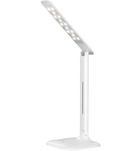 ARAYACY LED-Augenschutz Schreibtischlampe/Student Eye Leselicht Einstellbare Farbe Licht Klapptisch Lampe Nachttischlampe