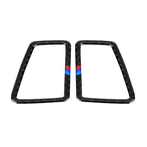 Auto Rahmen Abdeckung, Carbon Auto Innenraum Air Vent Outlet Frame Cover Trim Aufkleber für E90 E92 E93 - Auto-rahmen