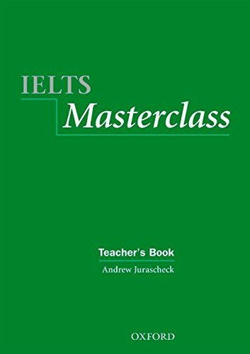 IELTS Masterclass Teacher's Book (IELTS Masterclass Series) by Simon Haines (2006-10-26)