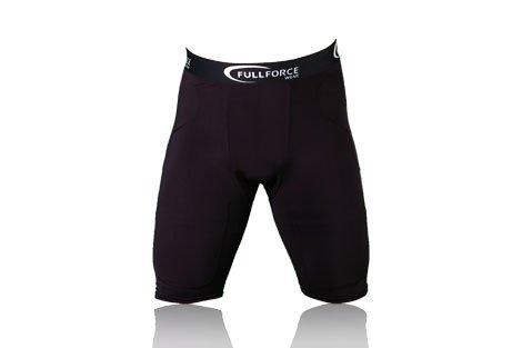 Full Force American Football 5 Pocket Girdle Unterhose, schwarz, Gr. S