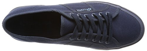 Superga 2750 Cotu Classic, Sneaker Unisex - Adulto Blu (C43)