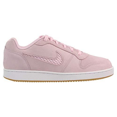 Rosa Nike Sneaker (Nike Damen WMNS Ebernon Low Prem Cross-Trainer, Rosa (Pink Foam/Pink Foam/Black 600), 39 EU)