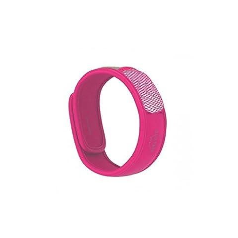 Parakito - Bracelet Velcro Para'kito FUSHIA Uni - 1 Bracelet et 2 recharges