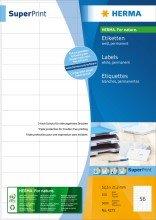 Preisvergleich Produktbild Herma Etiketten/5056 96,5x42,3 mm weiß umlaufender Rand Inh.300