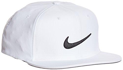 Nike Golf True Tour  - Gorra para hombres, color blanco/ negro, talla M/L