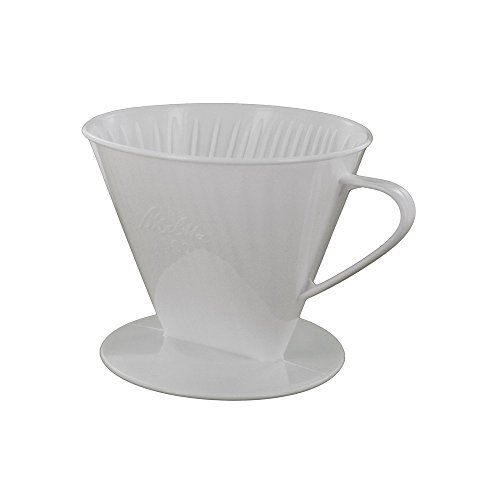 Melitta Kaffeefilter für Filtertüten Typ 102