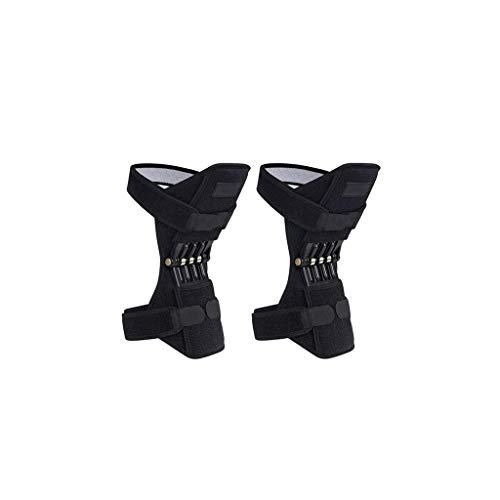 PL Federkniepolster Brace Rebound Booster Kompressionshülsen Knieschutz Leistungsstarke Unterstützung Powerlift Joint (EIN Paar)