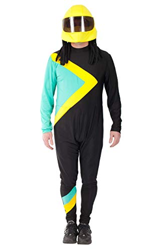 ORION COSTUMES Adult Jamaican Bobsleigh Costume