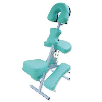 Wellness-stuhl Ergonomischer (3B Scientific W15055 Ergonomischer Massagestuhl, Dunkelblau)