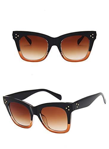 Fliegend Herren Damen Quadratische Retro Sonnenbrille Unisex UV400 Polarisierte Sonnenbrille Wayfarer Sollenbrille Gespiegelte Linse Ultra Leicht Mode