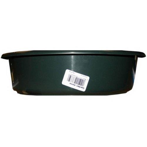 Erd- und Steinsieb, Durchmesser 35 cm, Grün