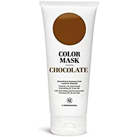 Kc Máscara Profesional Del Color - El Chocolate (200Ml) (Paquete de 4)