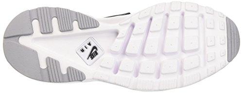 Nike Herren Air Huarache Run Ultra Laufschuhe, Schwarz/Weiß Mehrfarbig (Black/white/wolf Grey/bright Cactus)