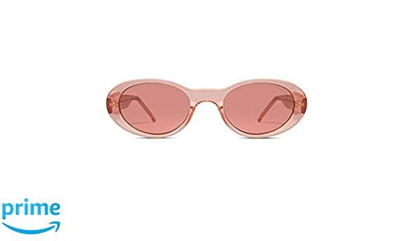 Womens Alina Optical Frames, Multicolour (Peach), 53 Komono
