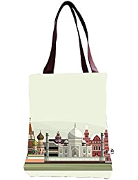 Tote Bag | Tote Bags For Girls | Canvas Tote Bag | Hand Bag | Stylish Tote Bag | Shopping Bag | Digital And Screen...