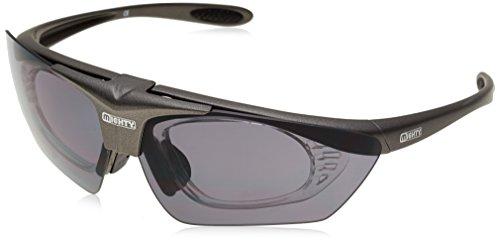 Mighty Fahrrad-/ Sportbrille, matt-dunkelanthrazit