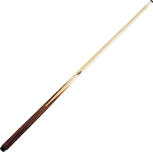 Viper Commercial/House 36 Shorty 1-Piece Canadian Maple Billiard/Pool Cue, 14 Ounce by Viper by GLD Products (36 Zoll Pool Cue)