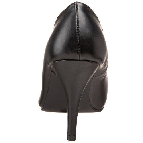 PleaserDREAM-420W, Scarpe con tacco donna Blk Faux Leather