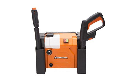 YardForce EW U13 Hochdruckreiniger, 1800W / Leistungsstarker Elektro-Druckreiniger im kompakten Box-Design / Ideal für Terrasse, Auto oder Steinböden (Elektro-hochdruckreiniger)