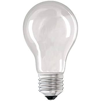 5x 60watt Clear Standard Gls Bulb Es E27 Base Amazon Co