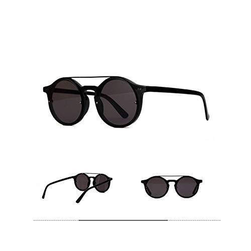 Sport-Sonnenbrillen, Vintage Sonnenbrillen, NEW Fashion Women Round Style Rivets Sunglasses Vintage Classic Hip Hop Style Sun Glasses Oculos De Sol Feminino X1340 5