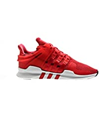 reputable site 99774 5dfac adidas Originals EQT Equipment Support ADV, Real Coral-Real Coral-Footwear  White,