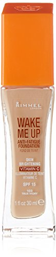 Rimmel Wake Me Up, Fondotinta, True Ivory