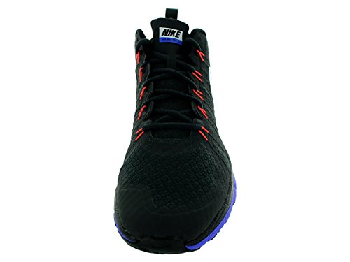 Nike Air Max Tr180, Chaussures de Sport D'intérieur Homme Anthracite/White/Blk/Prsn Vlt