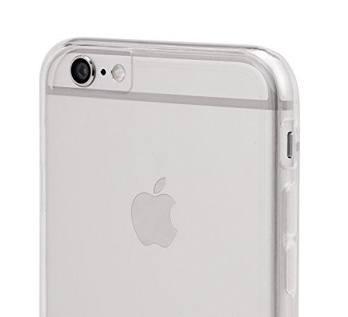 CASEual Outline Schutzhülle für Apple iPhone 6 schwarz Transparent