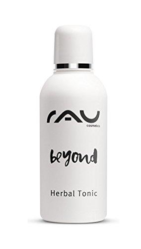RAU beyond Herbal Tonic 75 ml - sanftes Gesichtswasser aus dem Besten der Natur