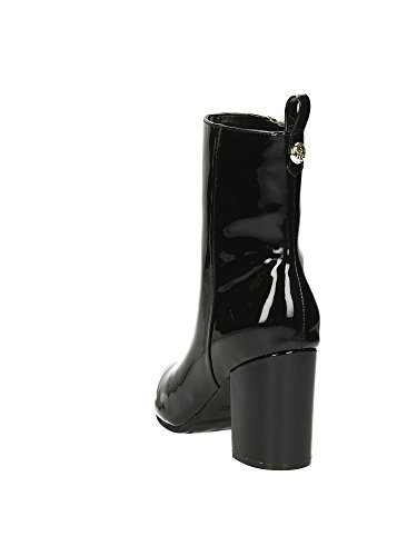 Guess Fl4mv2 Paf10 Booties Damen Nero vernice