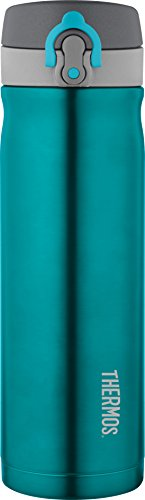 -[ Thermos Direct Drink Flask, Stainless Steel, 470 ml  ]-