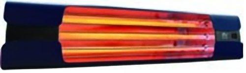 Vortice riscaldamento a parete con cordino, infrarossi, 600/1200/1800W, Thermologika Design