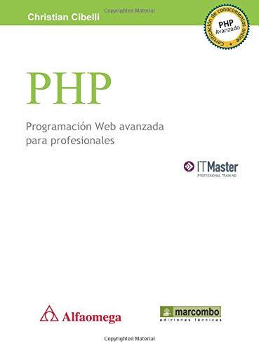 PHP Programación Web avanzada para profesionales