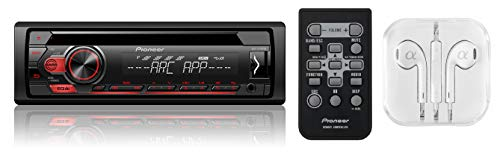 Pioneer DEH-150MP CD RDS Tuner w...