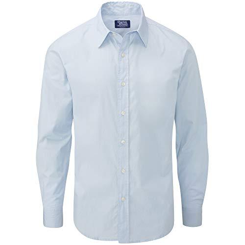 Charles Wilson Langärmliges Freizeithemd (Medium, Light Blue) -