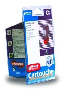 Cartouche d'encre compatible Canon C8 Noir