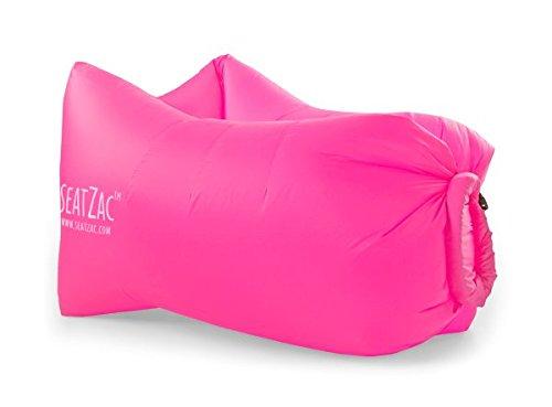 SeatZac Sitzsack - Candy Pink