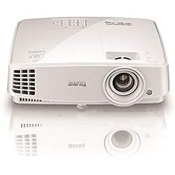 BenQ TH530 - Proyector para Entretenimiento doméstico, (Full HD 1080p, 3200 lumens, Contraste de 10.000:1, tecnología de Ahorro de energía SmartEco, lámpara de 10.000 Horas, Ligero 1,9 kg)