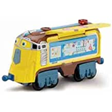 Cars 55008 - Juguete para arrastrar Chuggington: Ferrocarril Interactivo