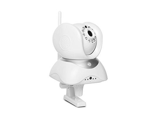 HiKam Q7 Wireless IP Kamera Überwachungskamera HD für Smartphone/PC mit deutscher App/Anleitung/Support(Tag/Nachtsicht - 3