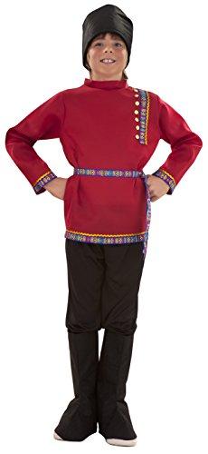 Imagen de disfraz de ruso niño 7 9 años